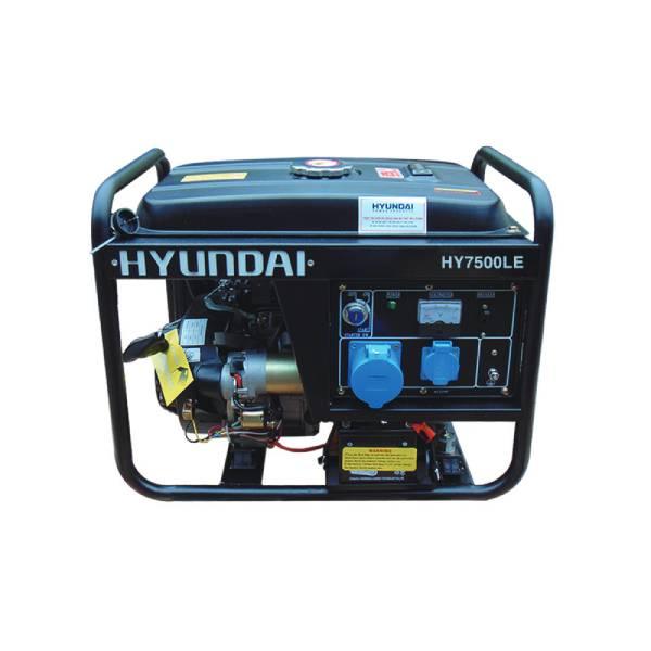 máy phát điện 5kw chạy xăng hy7500le