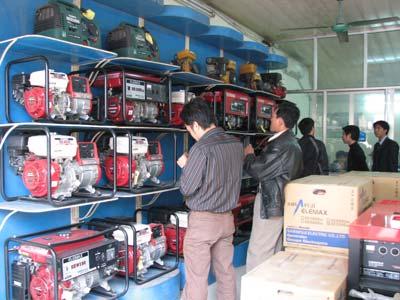 mua máy phát điện dân dụng nhập khẩu ở đâu