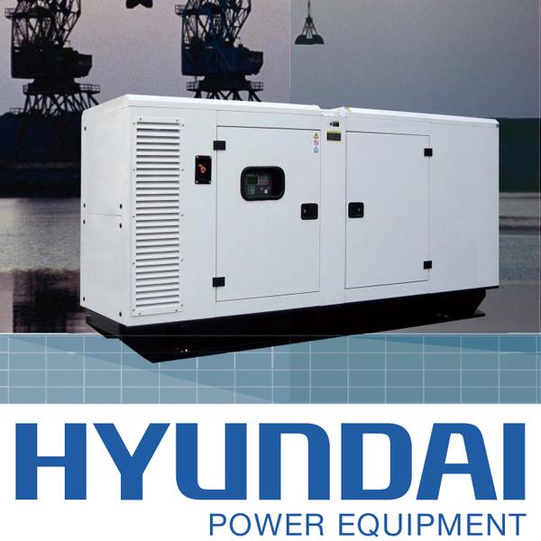 máy phát điện 10kva hyundai