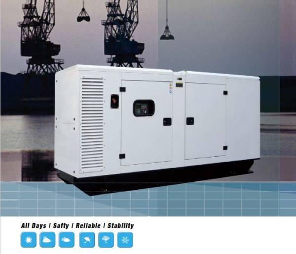 Máy phát điện 900kva - 1000kva chạy dầu diesel Hyundai DHY1000KSE