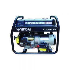 Máy Phát điện 9KVA – 10KVA Xăng Hyundai HY10500LE-3 – 3 Pha đề Nổ