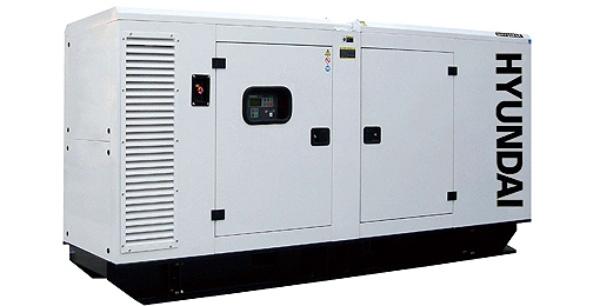 máy phát điện công nghiệp hyundai công suất lớn DHY1650KSE