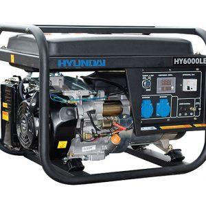 Máy Phát điện Diesel 5.0KW – 5.5KW Hyundai – Máy Trần, đề Nổ