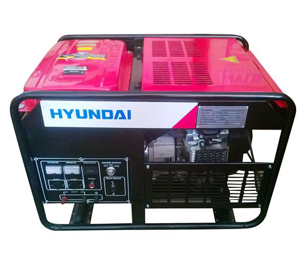 Máy Phát điện Diesel 12KW – 13KW Hyundai – Máy Trần, đề Nổ