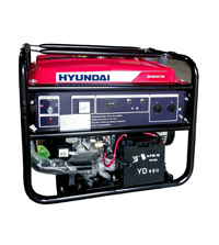 Ưu điểm Máy Phát điện Hyundai