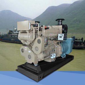 Máy Phát điện Tàu Thủy Hyundai DHY145KM (146KVA – 160KVA) 3 Pha
