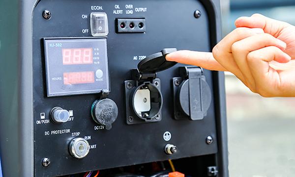 sử dụng máy phát điện an toàn là vận hành đúng quy trình