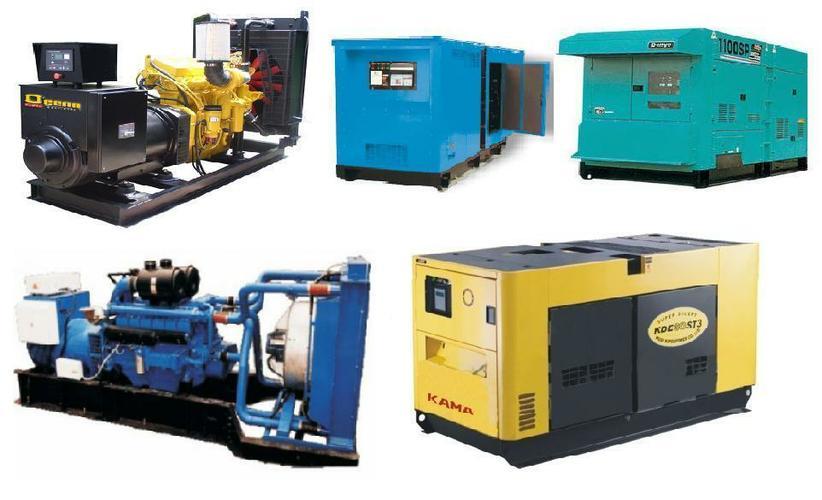 Top 5 hãng máy phát điện nhập khẩu chất lượng trên thị trường