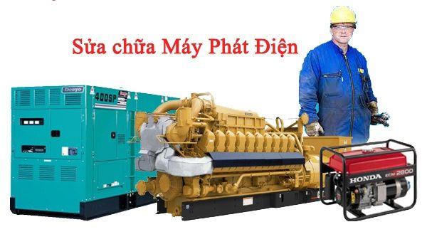 Dịch Vụ Sửa Chữa Máy Phát điện Tận Nơi, Nhanh Chóng Và Hiệu Quả