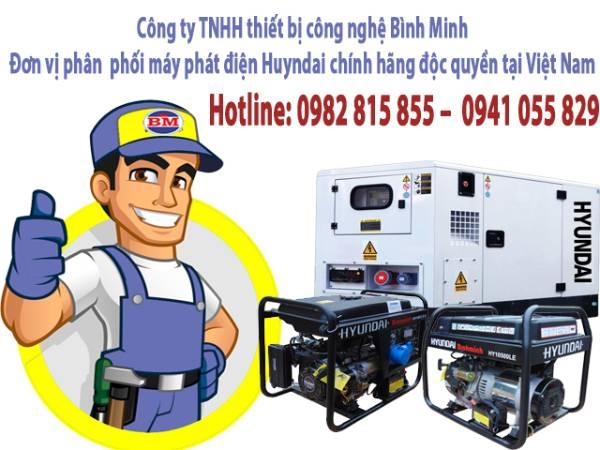 Mua máy phát điện ở đâu Nam Định