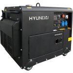 Máy Phát điện 5kw Gia đình Hyundai
