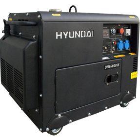 Máy Phát điện Hyundai Tại Huế