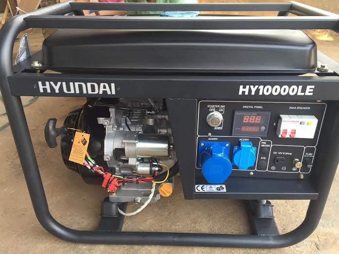 Máy Phát điện Hyundai HY 10000LE