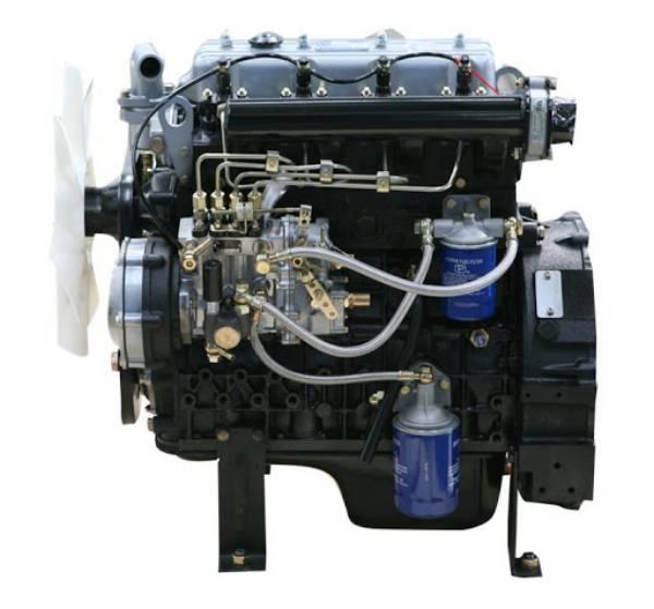 Các loại máy phát điện chạy dầu sử dụng động cơ diesel