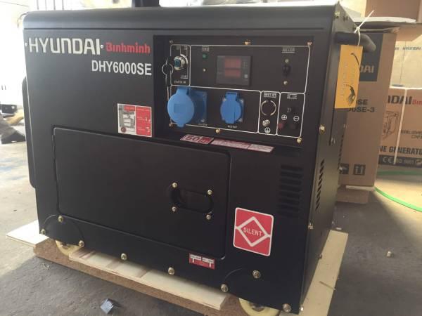 Các loại máy phát điện chạy dầu diesel