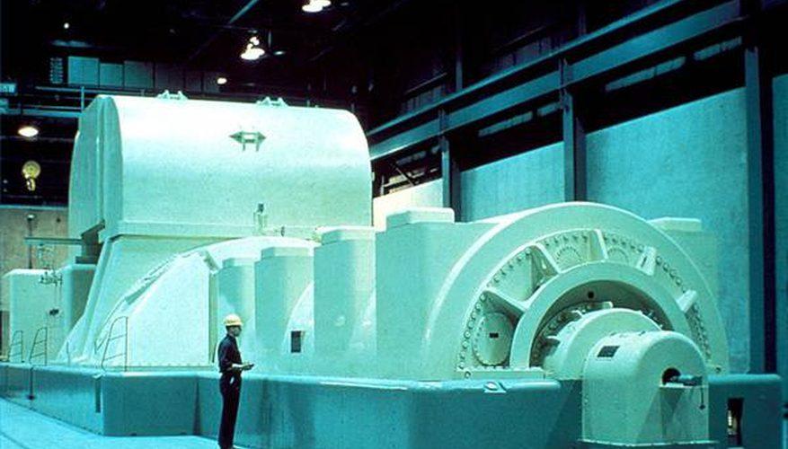 Máy phát điện tàu biển