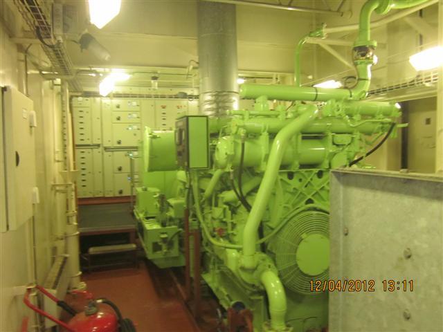 Máy phát điện công nghiệp tại dak nong