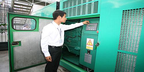 Hướng dẫn cách vận hành, bảo trì bảo dưỡng máy phát điện 3 pha công nghiệp
