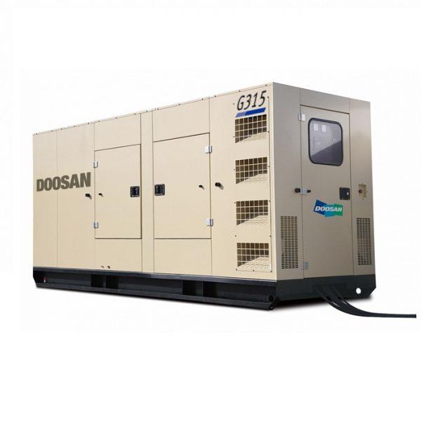 Máy phát điện Doosan 600kva giá báo nhiêu