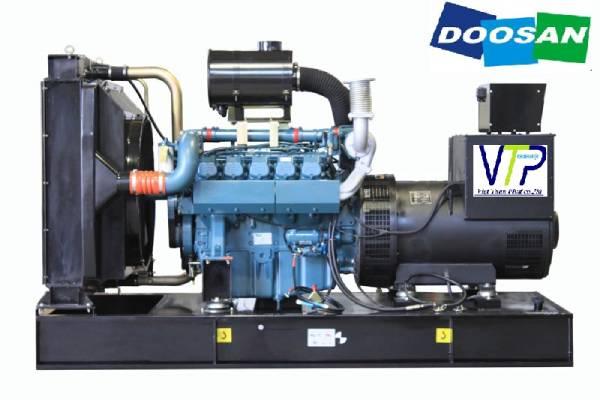 Máy phát điện Doosan 600kva Hàn Quốc