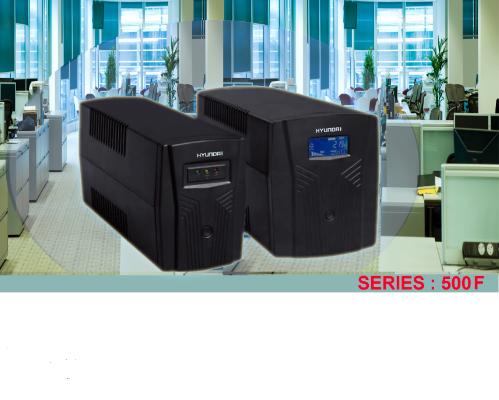 UPS Hyundai 500VA – HD-500F