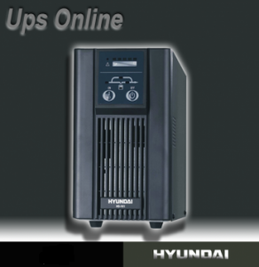 Bộ Lưu điện UPS 1000VA Online Hyundai HD-1KT