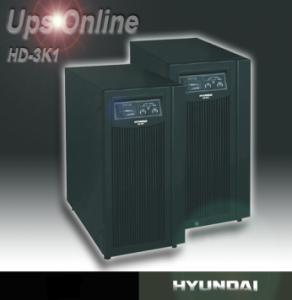 Bộ Lưu điện UPS 3000VA Online Hyundai HD-3KT