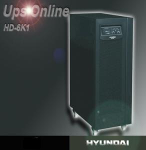 Bộ Lưu điện UPS 6000VA Online Hyundai HD-6KT