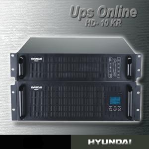 Bộ Lưu điện RackMount 10KVA Online Hyundai HD-10KR