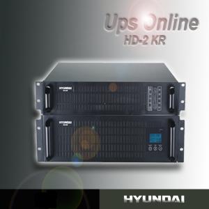Bộ Lưu điện 2KVA RackMount Hyundai HD – 2KR