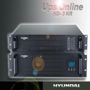 Bộ Lưu điện RackMount 3KVA Hyundai HD-3KR