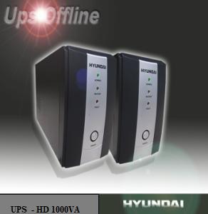 Bộ Lưu điện UPS 1000VA Offline Hyundai HD -1000VA