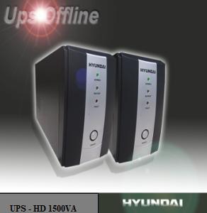 Bộ Lưu điện UPS 1500VA Hyundai Offline HD-1500VA