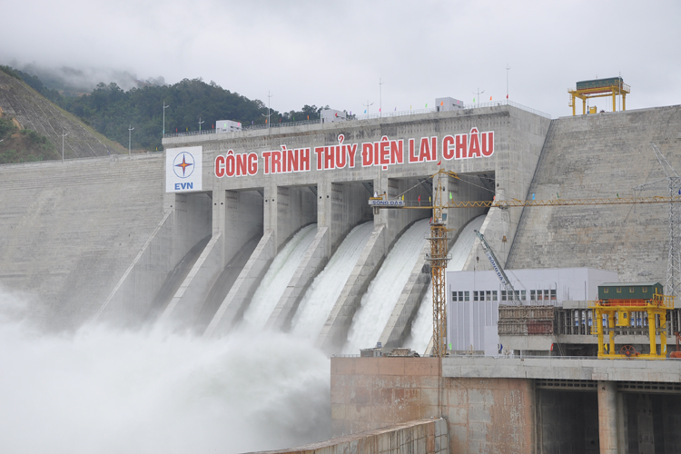 nhà máy thủy điện Lai Châu