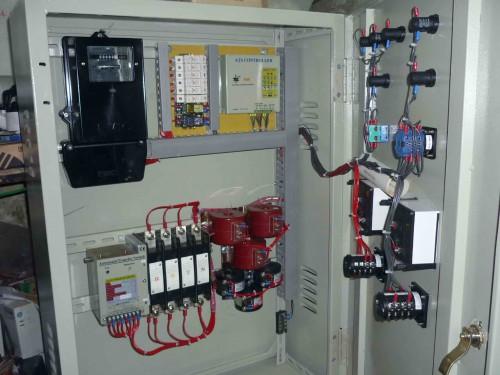 Tủ ATS sử dụng máy phát điện