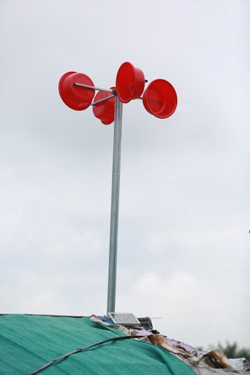 chế tạo máy phát điện năng lượng gió
