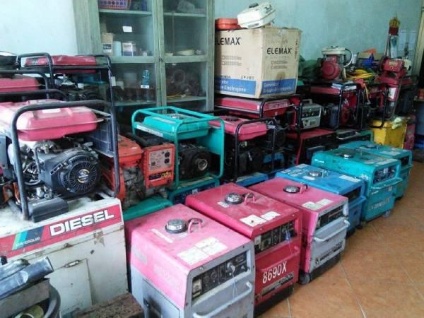 Có nên mua máy phát điện cũ đã qua sử dụng không?