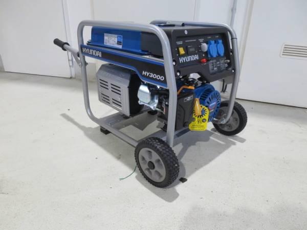 máy phát điện công suất nhỏ phù hợp cho các hộ gia đình