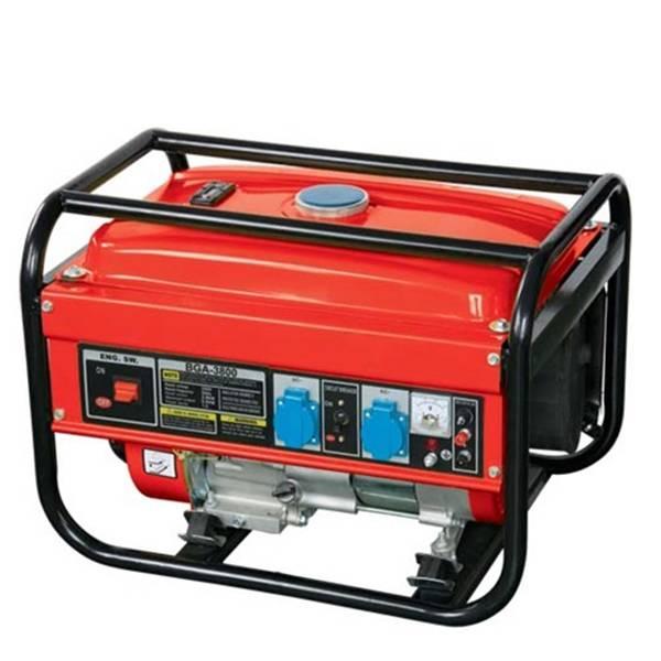 Thương hiệu Bgas có một số dòng máy phát công suất nhỏ cho gia đình