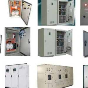 Thiết Bị Tủ Chuyển đổi Nguồn ATS Máy Phát điện
