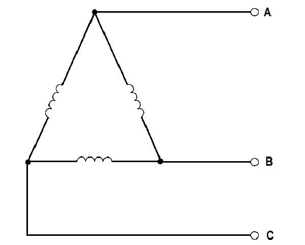 Cách quấn hình tam giác cho máy phát điện 3 pha