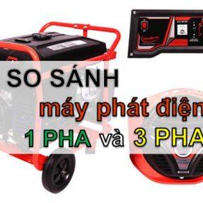 So Sanh May Phat Dien 1 Pha Va 3 Pha 1